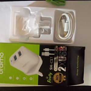 Oraimo Android Double USB Flash Charge