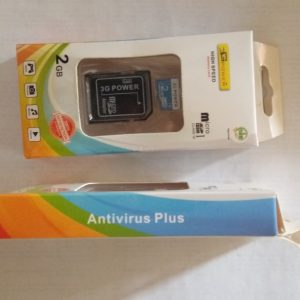 3G Power Antivirus Memory Card 2GB