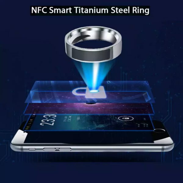 Smart Ring for Android and iOS